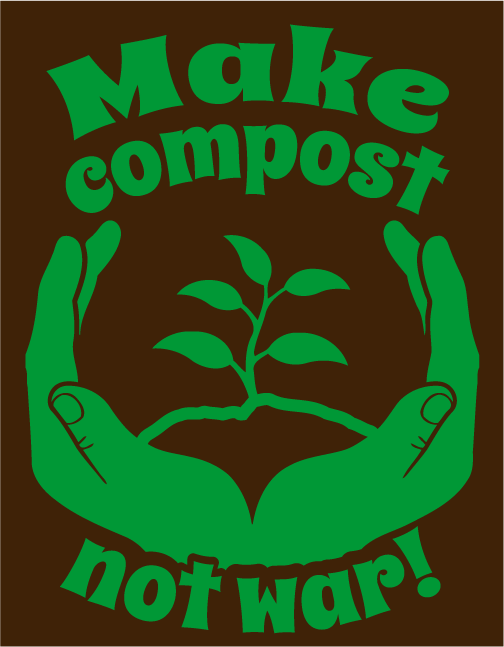 Make Compost, Not War