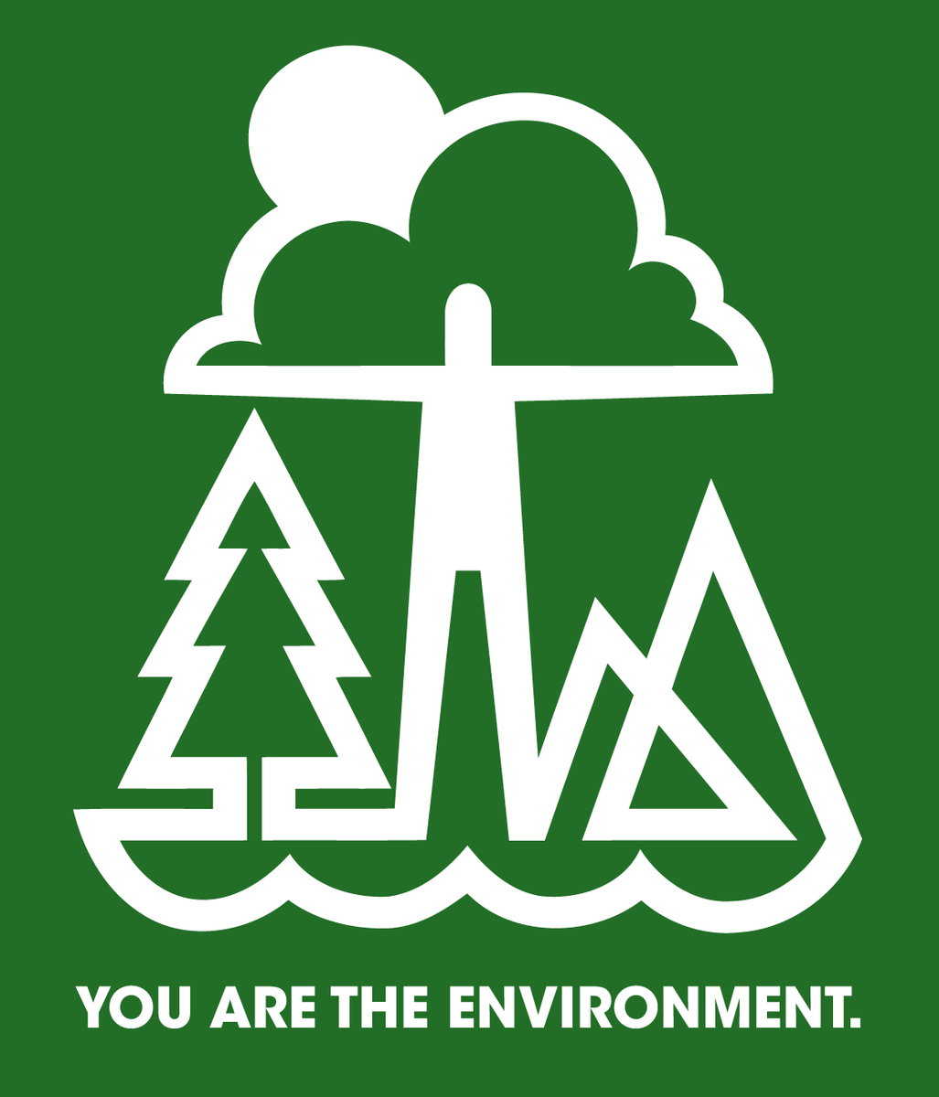 You are the environment